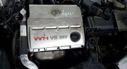 Двигатель (ДВС) Мотор об 3.0 VVT-I Тойота камри 35. Привозной… за 330 000 тг. в Алматы