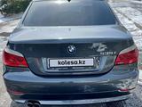 BMW 535 2007 года за 7 500 000 тг. в Шымкент – фото 3