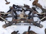 Задняя балка в сборе Volkswagen Tuareg 2.5 дизель за 195 000 тг. в Семей
