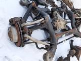 Задняя балка в сборе Volkswagen Tuareg 2.5 дизель за 195 000 тг. в Семей – фото 2
