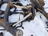 Задняя балка в сборе Volkswagen Tuareg 2.5 дизель за 195 000 тг. в Семей – фото 4