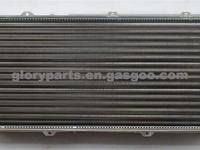 Радиатор охлаждения двигателя Audi 100 (85-90) /2.3 E 2.0/2.2/… за 11 000 тг. в Алматы