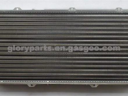 Радиатор охлаждения двигателя Audi 100 (85-90) /2.3 E 2.0/2.2/ (мех) за 11 000 тг. в Алматы