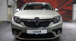 Renault Logan Drive 2020 года за 7 144 000 тг. в Шымкент – фото 5