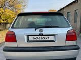 Volkswagen Golf 1994 года за 1 600 000 тг. в Шу – фото 2