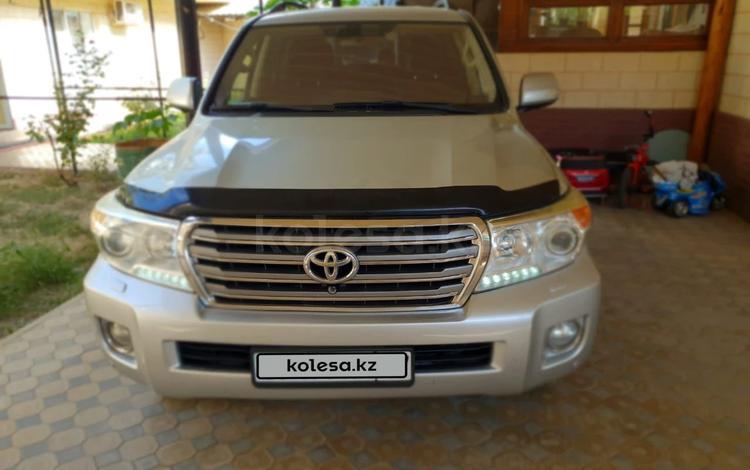 Toyota Land Cruiser 2012 года за 19 500 000 тг. в Шымкент