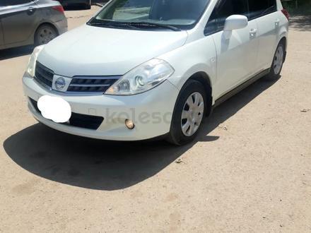 Nissan Tiida 2008 года за 2 000 000 тг. в Актобе – фото 2