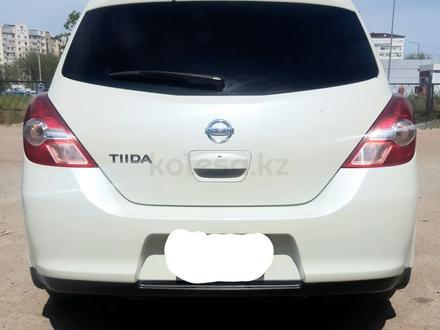 Nissan Tiida 2008 года за 2 000 000 тг. в Актобе – фото 6