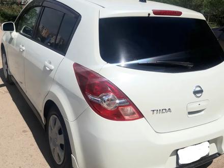 Nissan Tiida 2008 года за 2 000 000 тг. в Актобе – фото 7