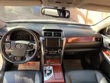 Toyota Camry 2012 года за 8 150 000 тг. в Алматы – фото 3