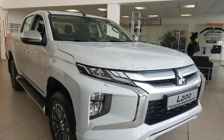 Mitsubishi L200 Instyle 2020 года за 18 900 000 тг. в Уральск
