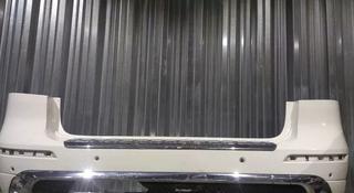 Бампер задний Mercedes ML-Сlass W166 Amg за 94 500 тг. в Алматы