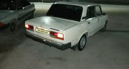ВАЗ (Lada) 2107 1997 года за 400 000 тг. в Туркестан – фото 2
