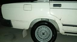 ВАЗ (Lada) 2107 1997 года за 400 000 тг. в Туркестан – фото 5