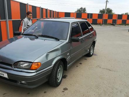 ВАЗ (Lada) 2114 (хэтчбек) 2005 года за 550 000 тг. в Уральск – фото 5