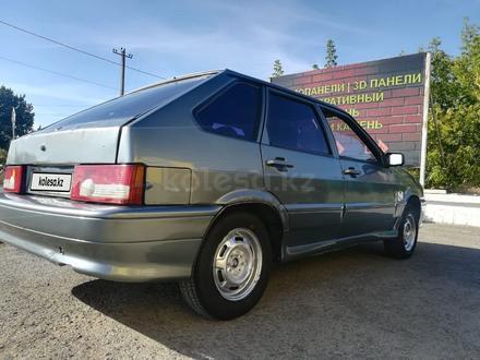 ВАЗ (Lada) 2114 (хэтчбек) 2005 года за 550 000 тг. в Уральск – фото 7