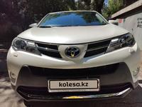 Toyota RAV 4 2014 года за 9 100 000 тг. в Алматы