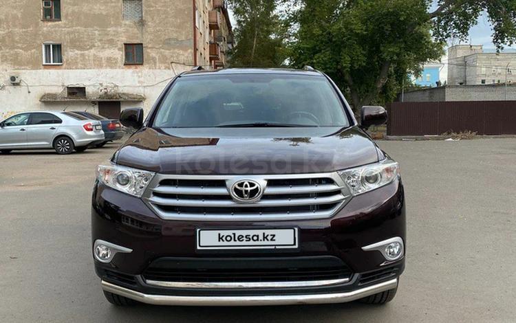 Toyota Highlander 2013 года за 13 500 000 тг. в Нур-Султан (Астана)