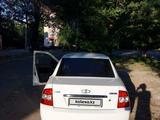 ВАЗ (Lada) Priora 2170 (седан) 2013 года за 2 500 000 тг. в Тараз – фото 2