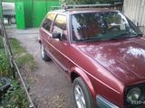 Volkswagen Golf 1987 года за 1 200 000 тг. в Алматы