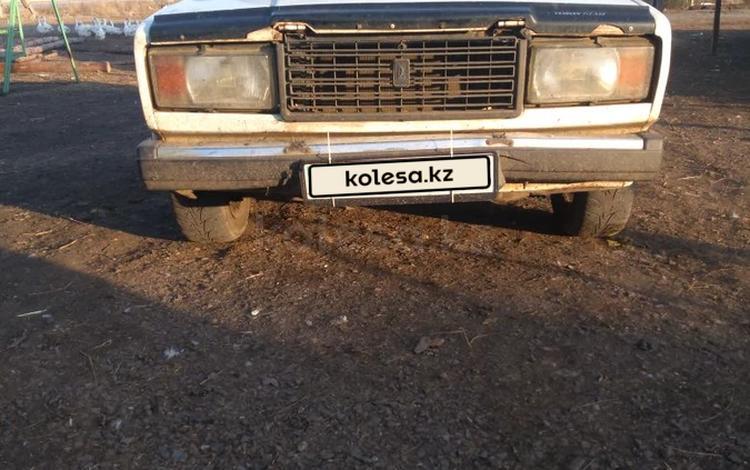 ВАЗ (Lada) 2107 1997 года за 300 000 тг. в Кокшетау