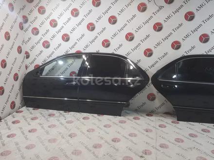 Комплект дверей на Mercedes-Benz w220 LONG за 196 280 тг. в Владивосток – фото 21