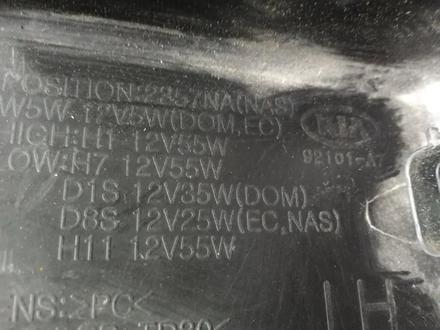 Фара Kia Cerato III 2013 перед. Лев. (б/у) за 60 000 тг. в Костанай – фото 4