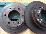 Тормозные диски, ступици, цапфы на Митсубиси Паджеро 3 в Алматы – фото 5