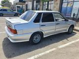 ВАЗ (Lada) 2115 (седан) 2005 года за 1 150 000 тг. в Шымкент – фото 2