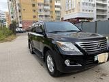 Lexus LX 570 2009 года за 15 200 000 тг. в Нур-Султан (Астана) – фото 3