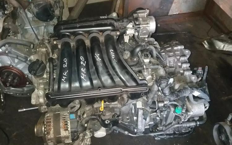 Двигатель Ниссан Жук за 380 000 тг. в Алматы