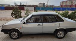 ВАЗ (Lada) 21099 (седан) 2002 года за 900 000 тг. в Актау – фото 2
