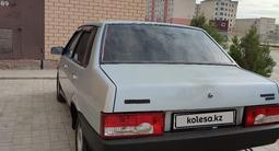 ВАЗ (Lada) 21099 (седан) 2002 года за 900 000 тг. в Актау – фото 3