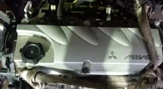 Двигатель на оутлендер 4g64 за 350 000 тг. в Нур-Султан (Астана)