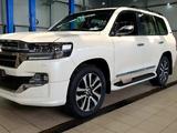 Toyota Land Cruiser 2020 года за 40 210 000 тг. в Актобе – фото 2