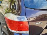 Toyota Highlander 2011 года за 8 800 000 тг. в Уральск – фото 4