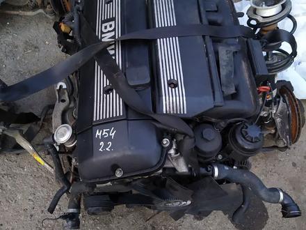 Двигатель M54 2.2 e46 за 240 000 тг. в Алматы