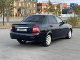 ВАЗ (Lada) Priora 2170 (седан) 2007 года за 990 000 тг. в Костанай – фото 5