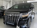 Toyota Alphard 2021 года за 45 000 000 тг. в Шымкент