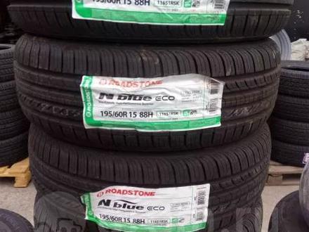 195/70r14 Roadstone nblue Eco Корея! за 16 500 тг. в Алматы – фото 3