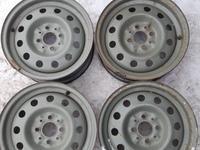 Комплект дисков на 14 размер. Приора, ВАЗ. за 3 500 тг. в Нур-Султан (Астана)