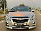 Chevrolet Cruze 2013 года за 4 600 000 тг. в Алматы – фото 2