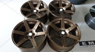 Комплект новых дисков r17 5*100 за 220 000 тг. в Нур-Султан (Астана)