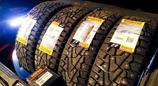 Зимние новые шины Pirelli Ice Zero за 195 000 тг. в Алматы