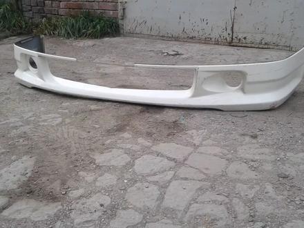 Накладка на передний бампер за 70 000 тг. в Алматы – фото 3