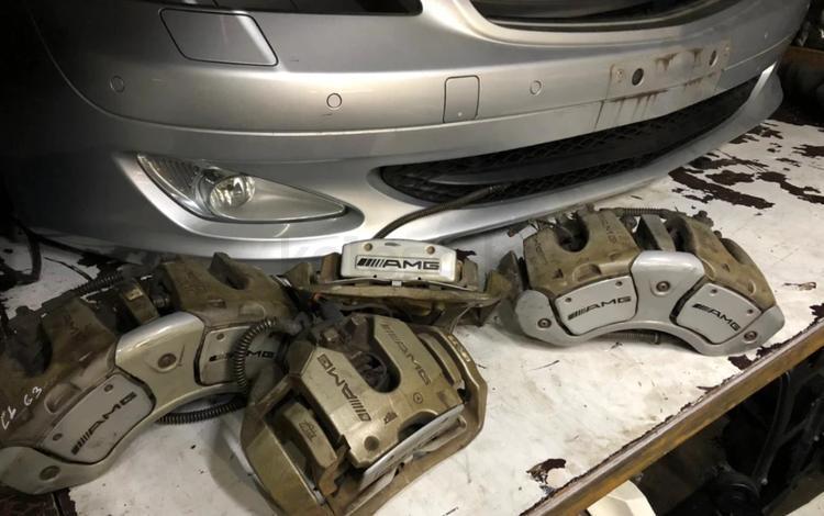 Тормозные Суппорта AMG от S65 CL65 Тормоза AMG за 350 000 тг. в Алматы