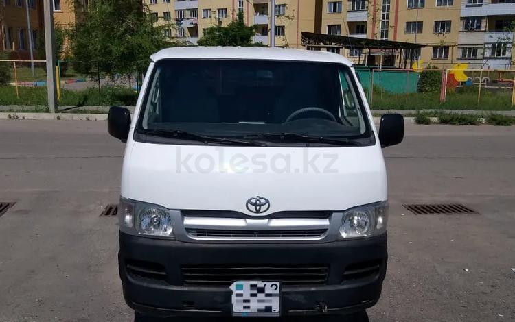 Toyota HiAce 2004 года за 2 900 000 тг. в Алматы