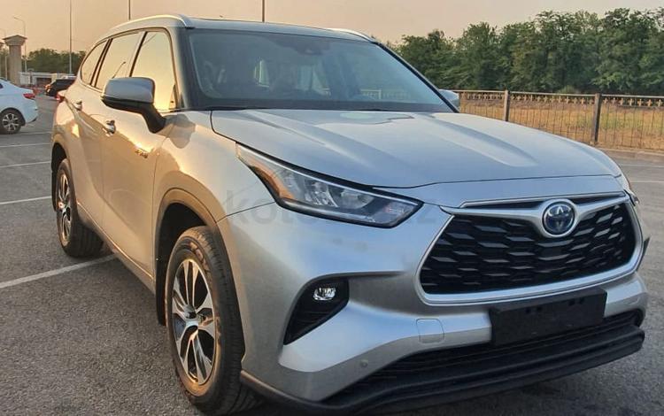 Toyota Highlander 2021 года за 25 800 000 тг. в Шымкент