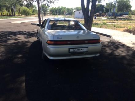 Toyota Mark II 1993 года за 1 650 000 тг. в Талдыкорган – фото 2