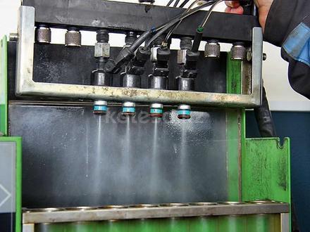 Диагностика инжектора промывка форсунок инжекторов топливной система ультра в Алматы